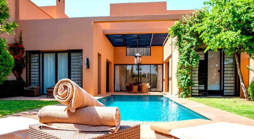 Best time to travel Marrakesh Al Maaden Villa Hotel & Spa