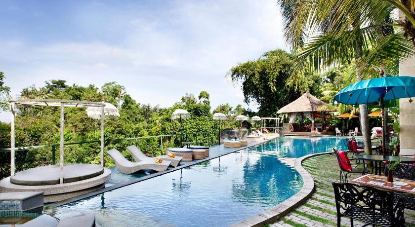 Best time to travel Bali The Mansion Resort Hotel & Spa