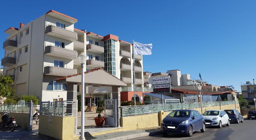 Best time to travel Rhodes Panorama Hotel Apartments