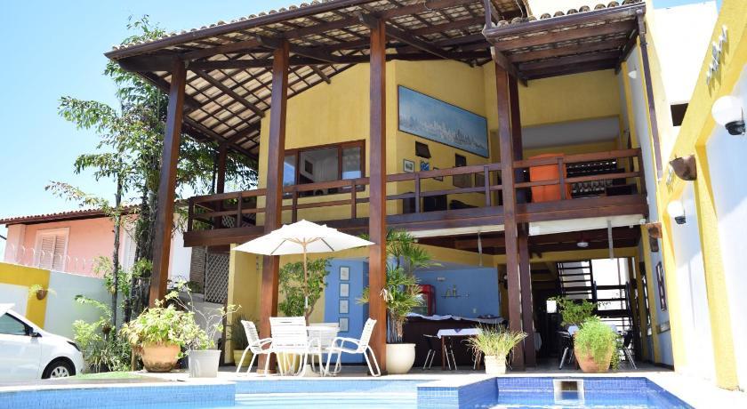 Best time to travel Brazil Hotel Pousada Encanto de Itapoan