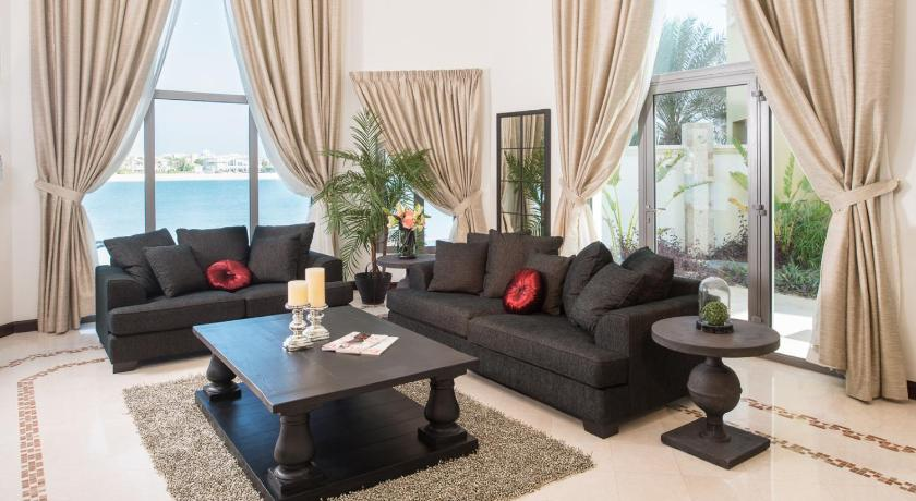 Four-Bedroom Villa Nasma Luxury Stays - Frond D Palm Jumeirah