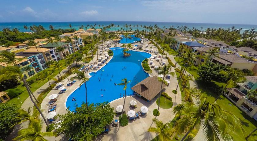 Best time to travel Punta Cana Ocean Blue & Sand Beach Resort - All Inclusive