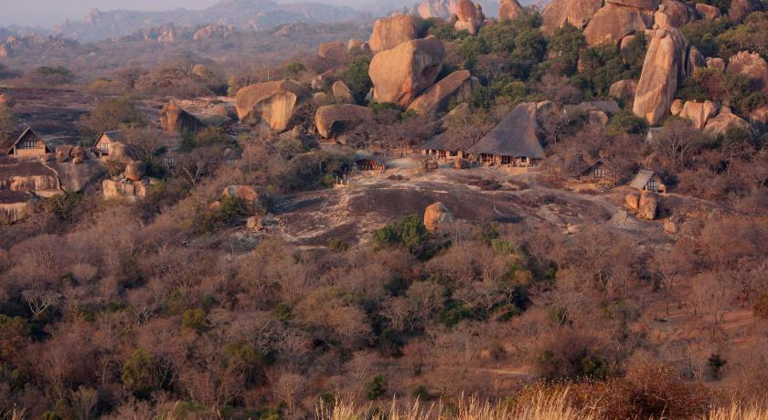 Best time to travel Zimbabwe Big Cave Camp