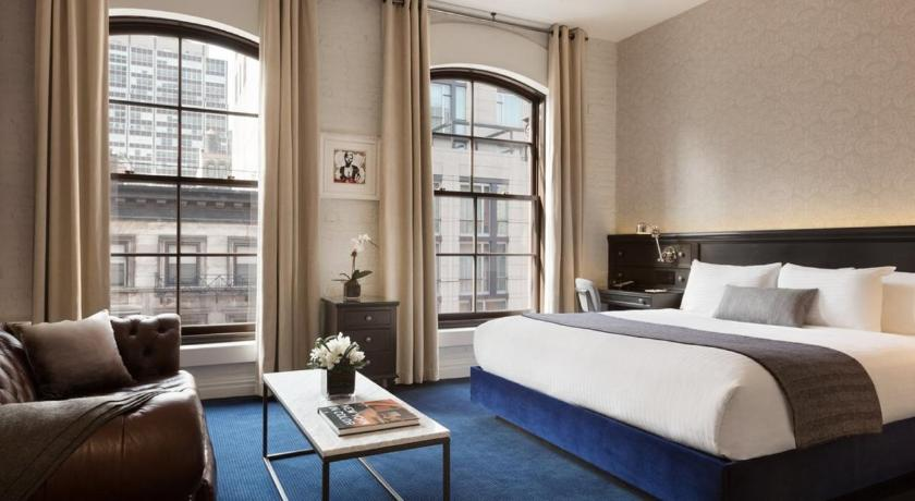 Best time to travel New York City The Frederick Hotel