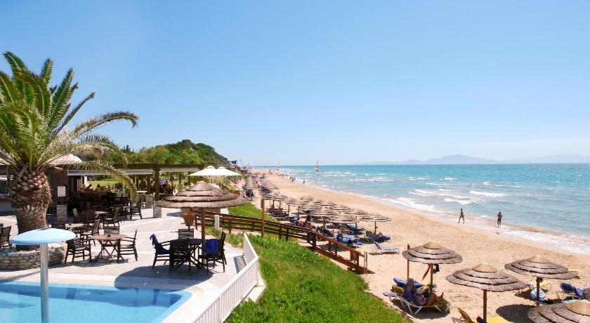 Best time to travel Greece Robinson Club Kyllini Beach