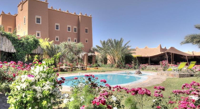 Best time to travel Morocco Kasbah Baha Baha