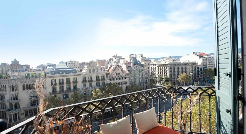 You Stylish The Most Luxury Apartment - Barcelona