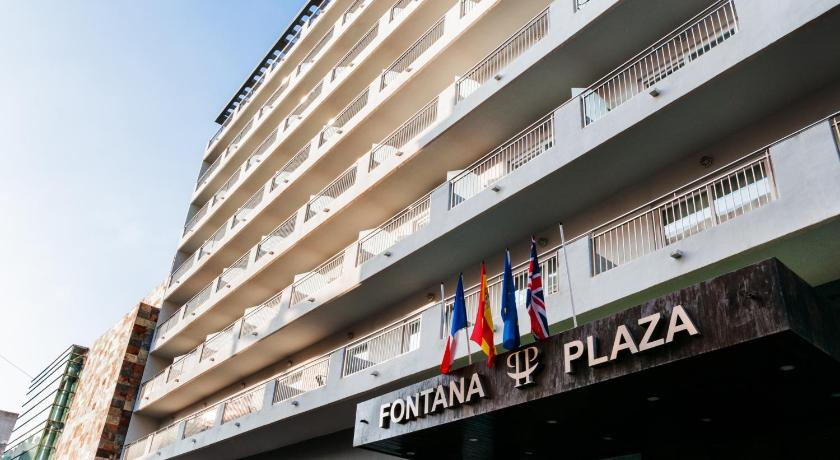 Best time to travel Spain Hotel Fontana Plaza