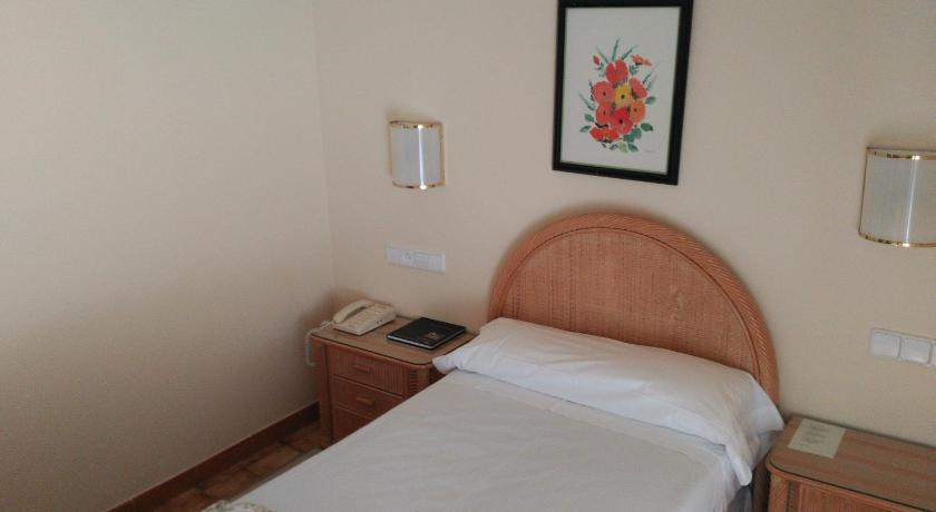 Single Room with Sea View Hotel Rotilio