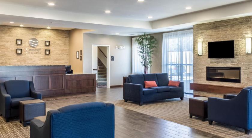 Comfort Inn Suites Sioux Falls 3721 West Avera Drive Sioux Falls
