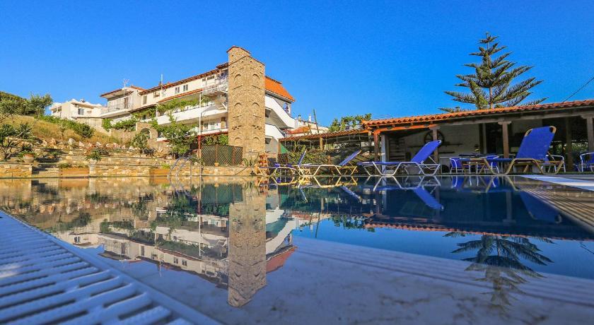 Best time to travel Greece Argo Hotel