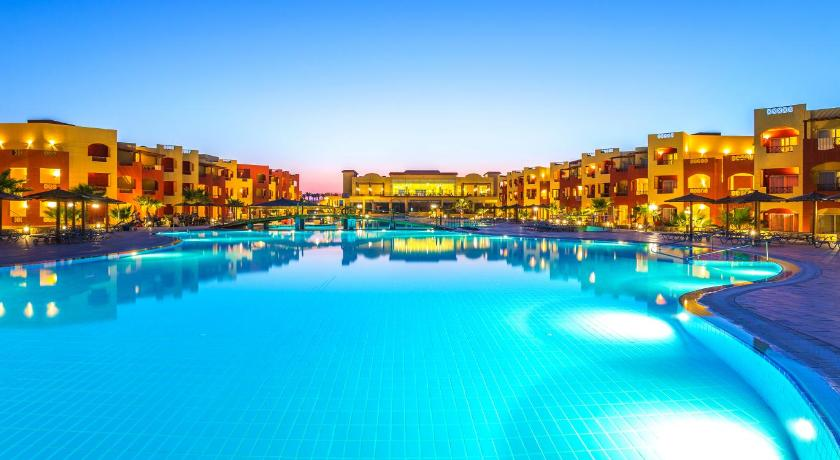 Best time to travel Egypt Royal Tulip Beach Resort
