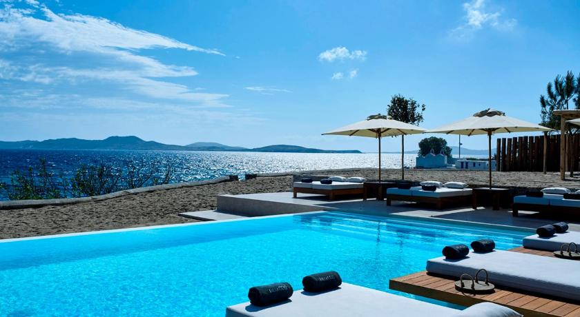 Best time to travel Mykonos Bill & Coo Coast Suites -The Leading Hotels of the World