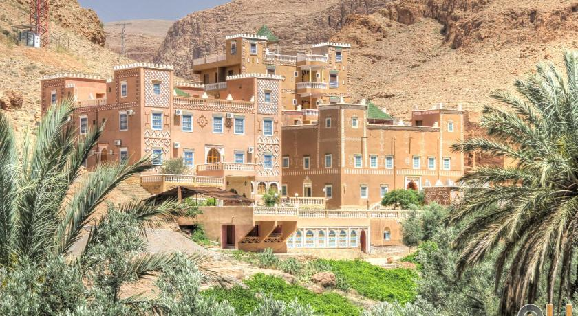 Best time to travel Morocco Kasbah Taborihte