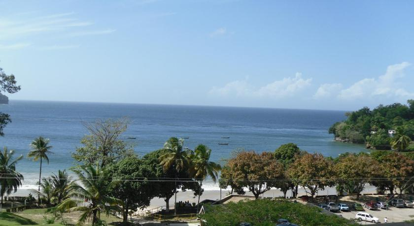 Best time to travel Trinidad and Tobago Las Cuevas Beach Lodge