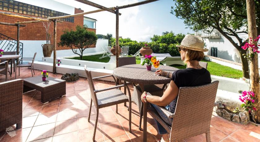 Best time to travel Italy B&B Viale Axel Munthe