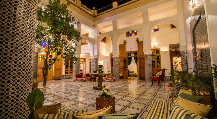 More about Riad Amor