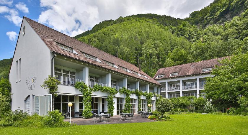 Best time to travel Liechtenstein Hotel Schlosswald