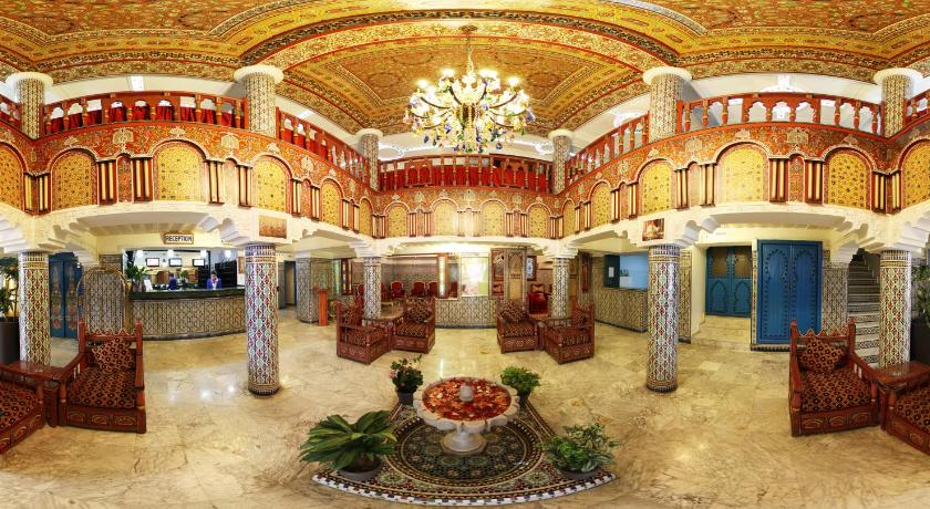 Best time to travel Morocco Hotel Moroccan House