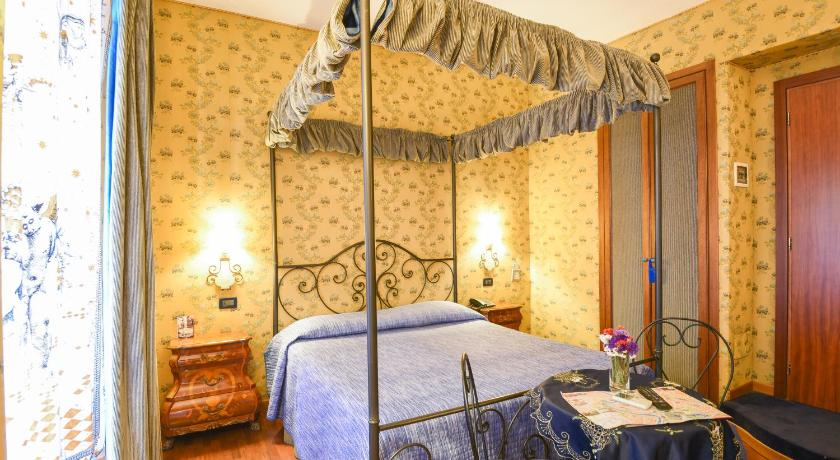 Double or Twin Room Residenza Ave Roma