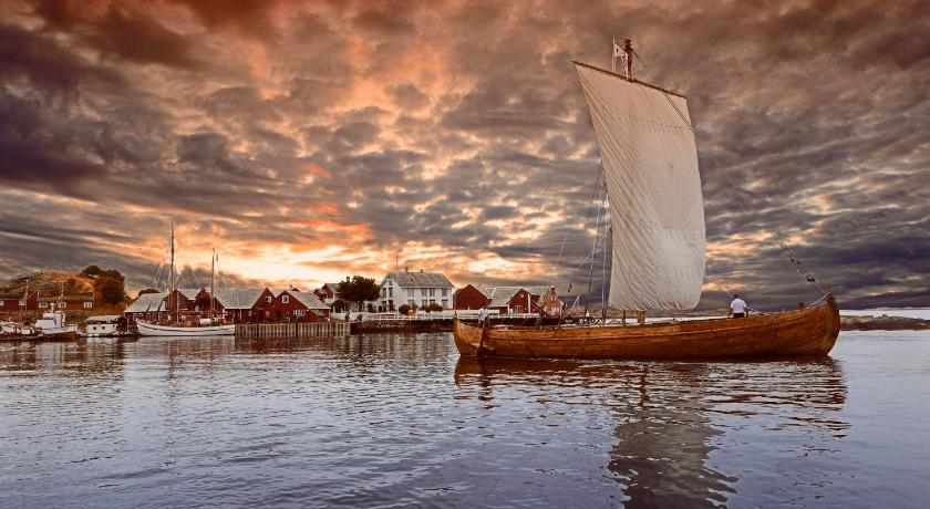 Haholmen Havstuer - By Classic Norway Hotels