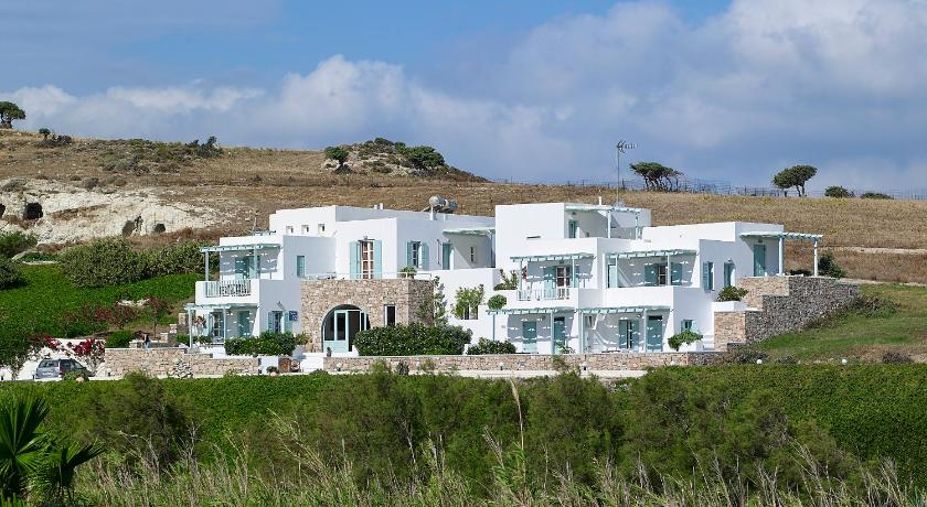Best time to travel Paros Asterias Boutique Hotel