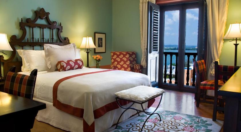 Best time to travel San Juan Hotel El Convento
