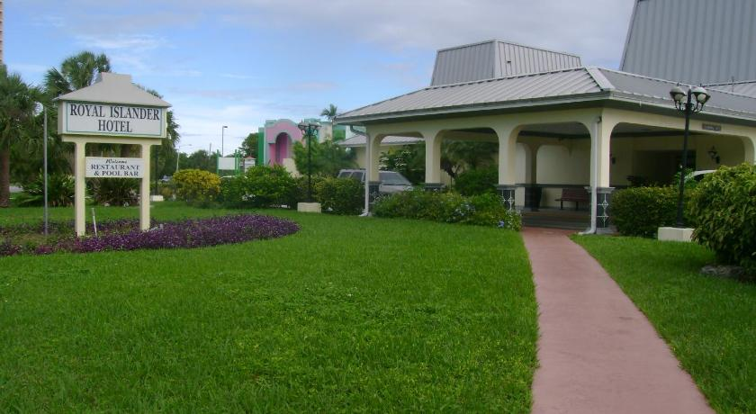 Best time to travel Freeport Royal Islander Hotel