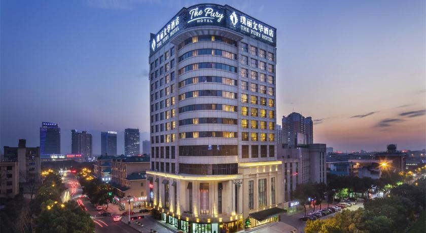 Best time to travel China The Pury Hotel