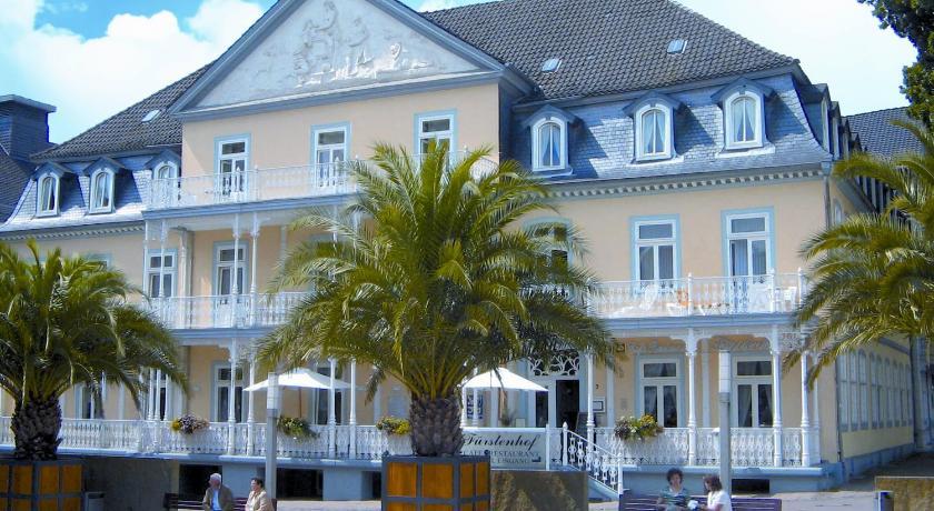 Hotels In Bad Pyrmont Deutschland