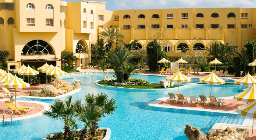 Best time to travel Tunisia Chich Khan Hotel