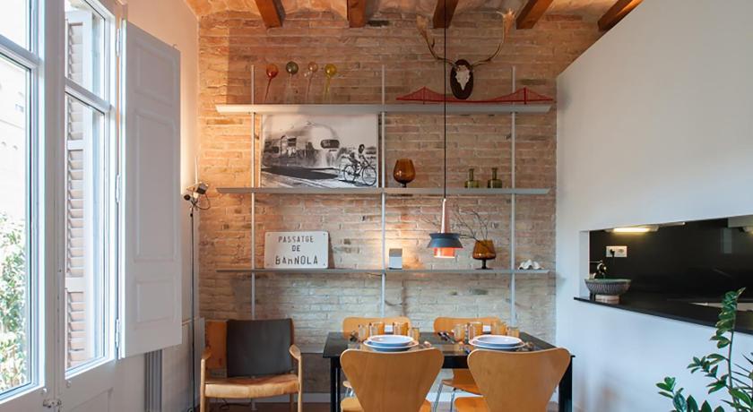 Modern Design Apartment - Barcelona