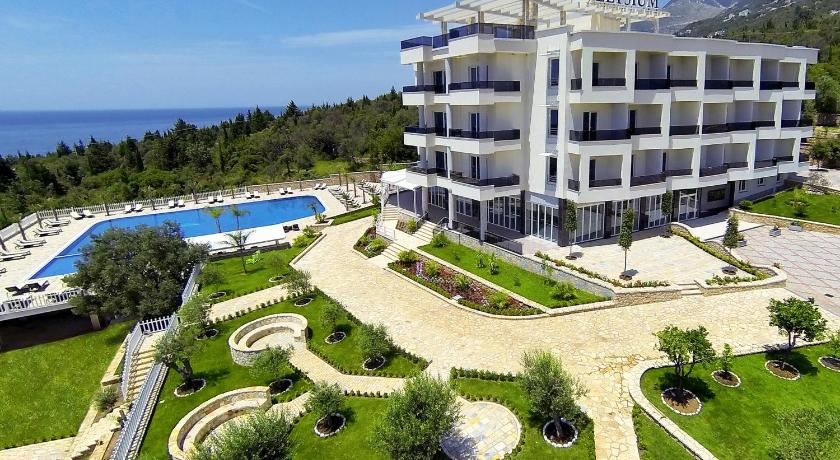 Best time to travel Albania Elysium Hotel
