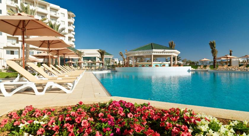 Best time to travel Tunisia Iberostar Selection Royal El Mansour