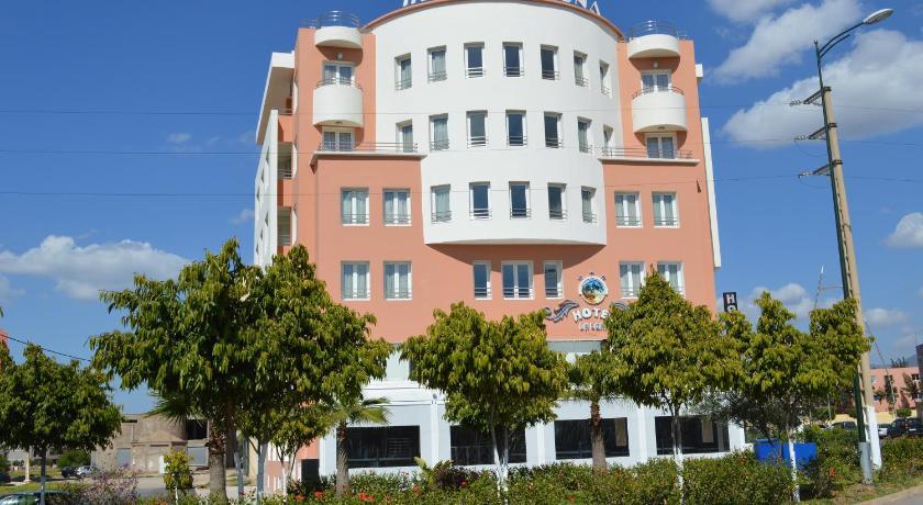 Best time to travel Beni Mellal Hotel La Luna