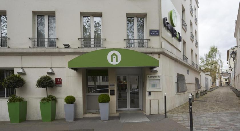 Campanile Paris 14 Maine Montparnasse Prices Photos Reviews