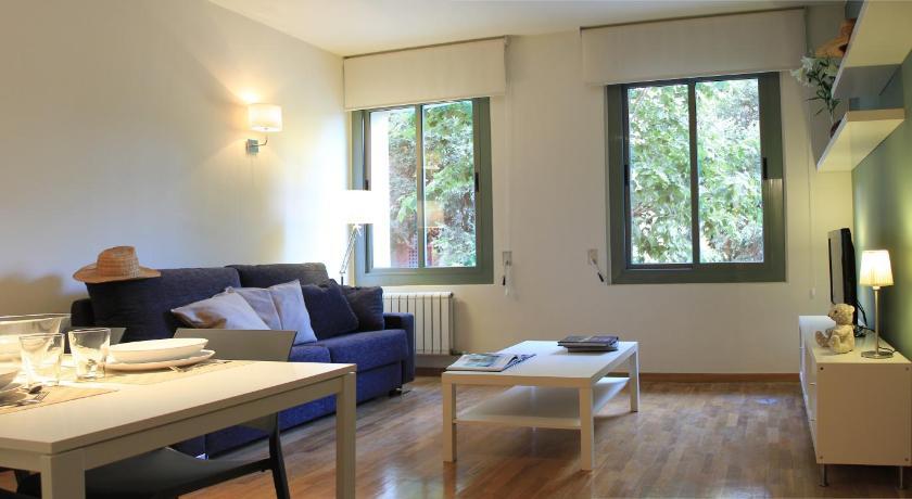Alguera Apartments Napols - Barcelona