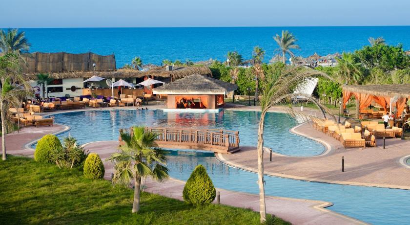 Best time to travel Egypt Tivoli Dome Marina Hotel