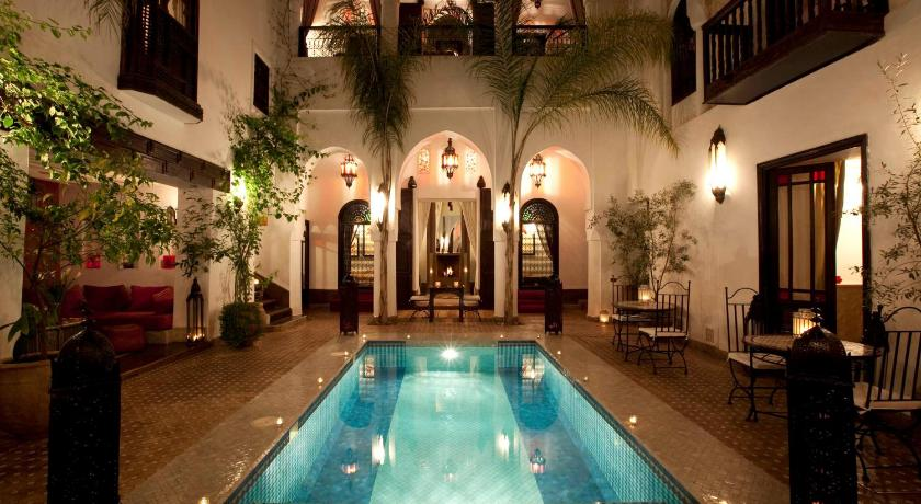 Best time to travel Morocco Riad Assouel