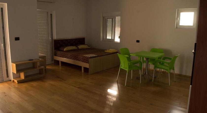 Deluxe Double Room with Sea View Sunshine Guesthouse Dhermi