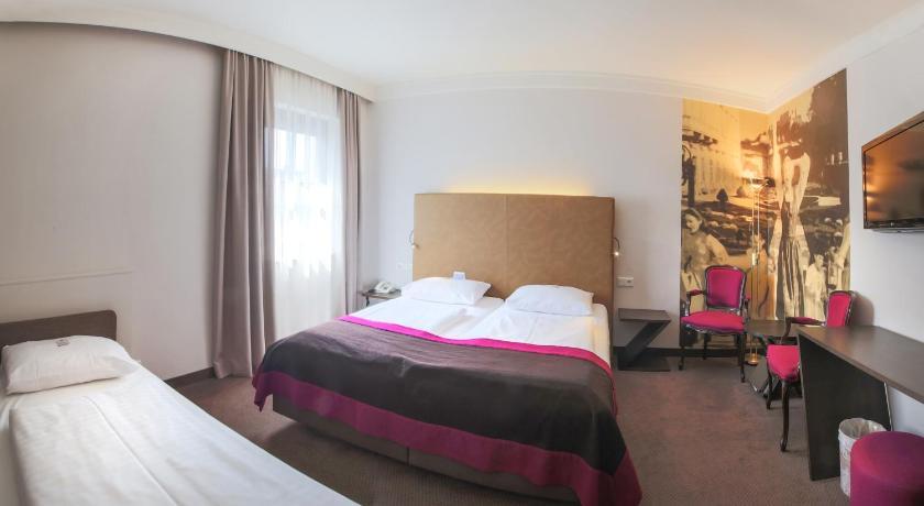 Hotel Der Salzburger Hof Kaiserschutzenstrasse 1 Salzburg