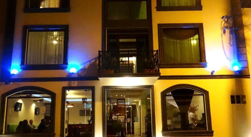 Best time to travel San Pedro Sula Veranda Hotel