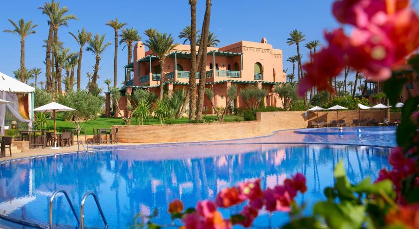 Best time to travel Morocco Palmeraie Village