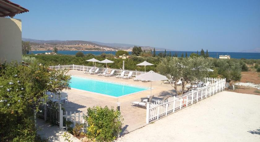 Best time to travel Chalandri Leonidas Resort