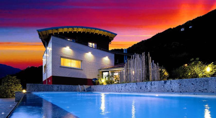 Hotel Spa La Pieve Di Pisogne Prices Photos Reviews Address Italy - Villa-in-sardinia-by-antonio-lupi
