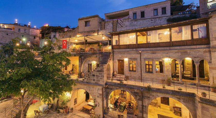 Best time to travel Kayseri Travellers Cave Pension