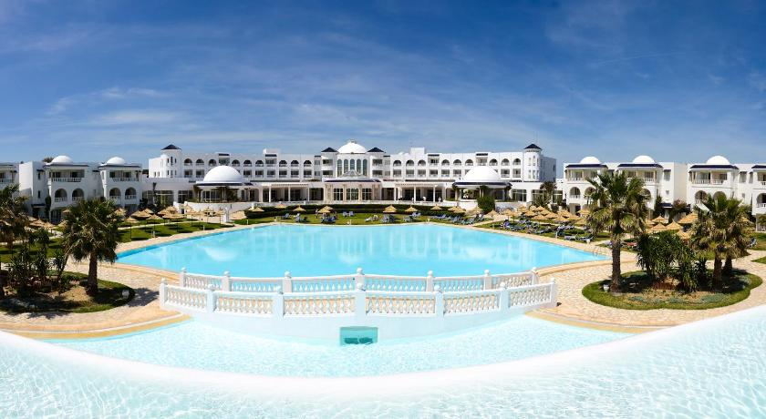Best time to travel Tunisia Golden Tulip Taj Sultan Resort