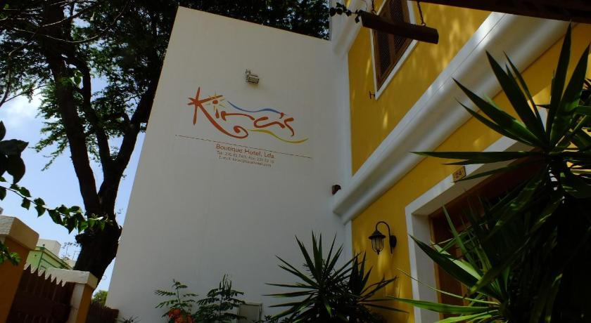 Best time to travel Mindelo Kira's Boutique Hotel