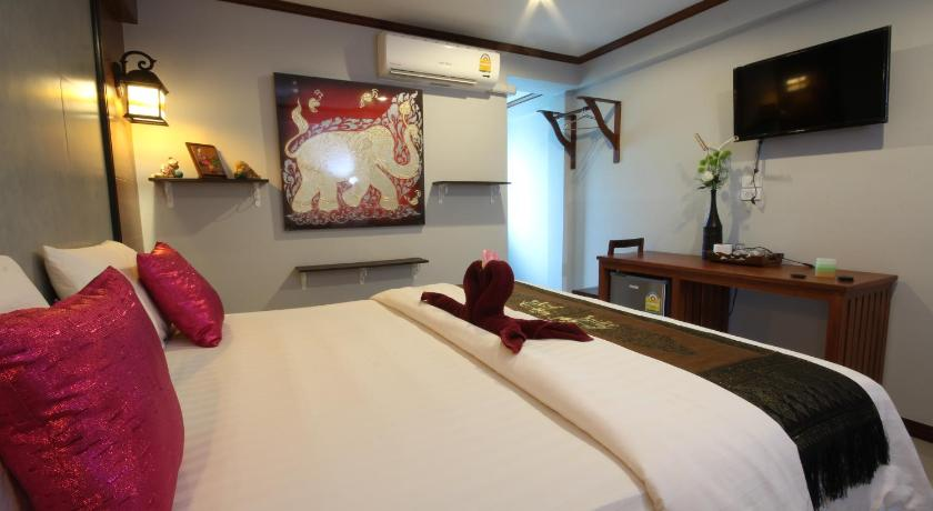 Best time to travel Sukhothai TR Guesthouse