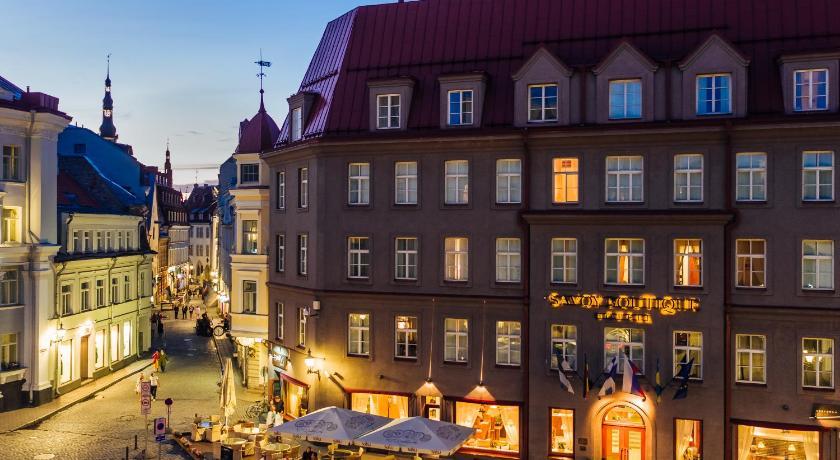 Savoy Boutique by TallinnHotels